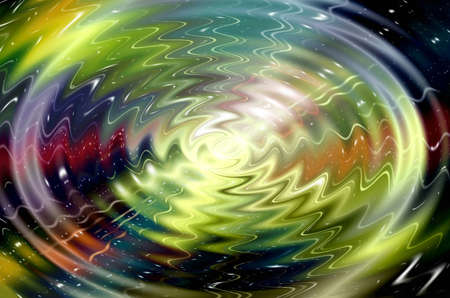 galaxy waves abstract light background photo