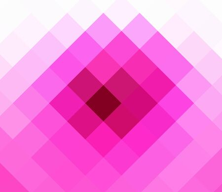 retros: Pink diamond abstract background Stock Photo
