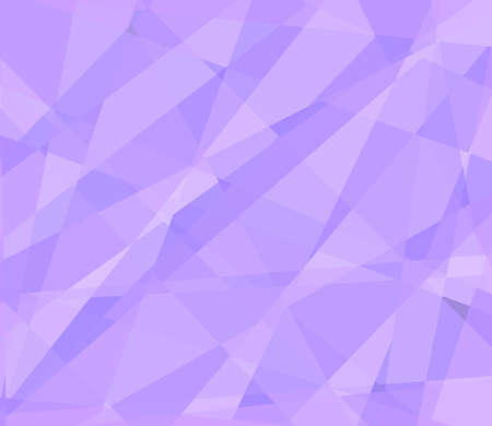 retros: Purple cubism abstract background