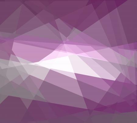 argyles: Purple cubism abstract background