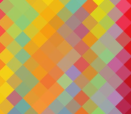 colorfuls: colorful diamond abstract background Stock Photo