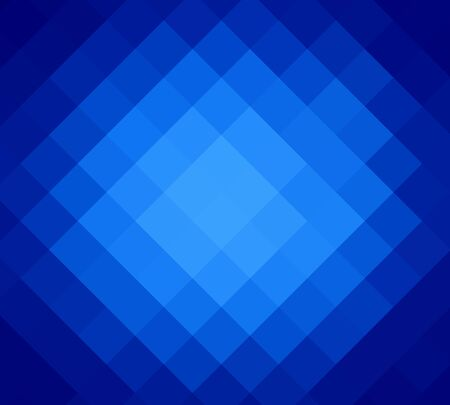 blue diamond abstract background photo