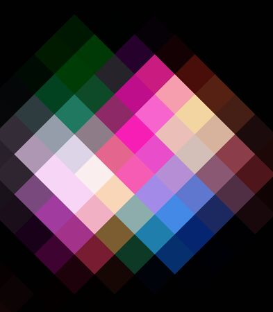 damasks: Rainbow Colorful Diamond Abstract Background Stock Photo