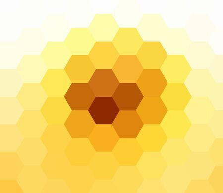 argyles: Hexagon Abstract Background