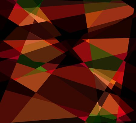 colorfuls: Colorful Cubism Abstract Background For Design