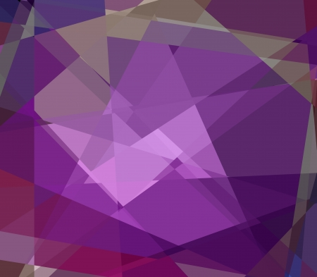 retros: Purple Cubism Abstract Background Stock Photo