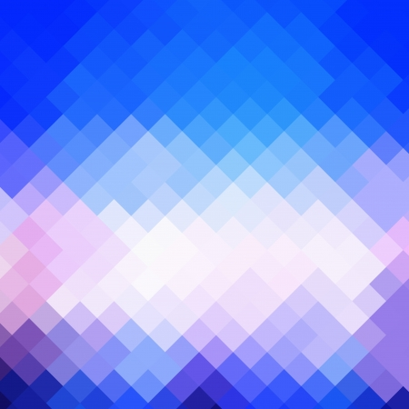 Blue Daimond Abstract Background With Light Ray photo