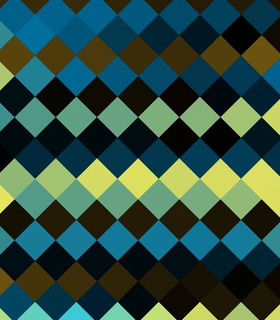 Retro abstract diamond art graphic design background photo