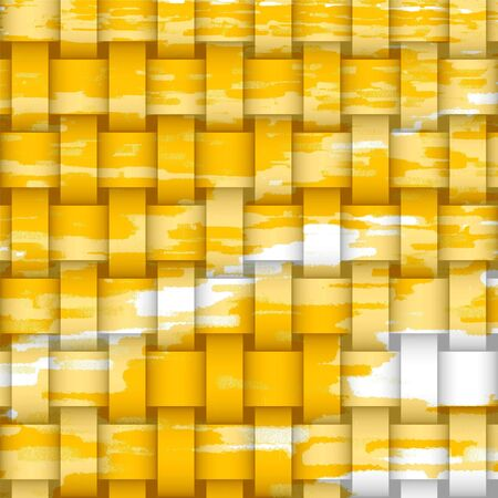 oldest: Yellow abstract background with space for your text  Stock Photo
