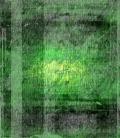 lacerated: Green Grunge Background