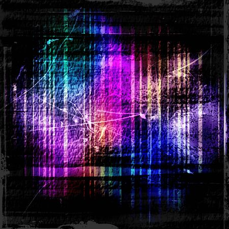 Colorful grunge abstract texture background photo