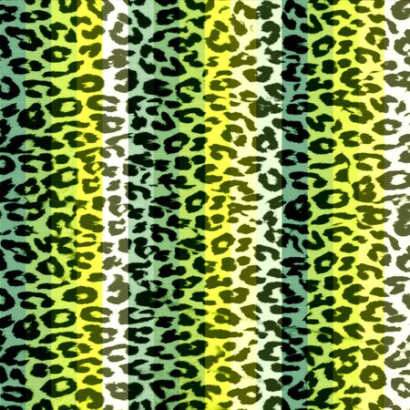 Animal fur seamless abstract texture background photo