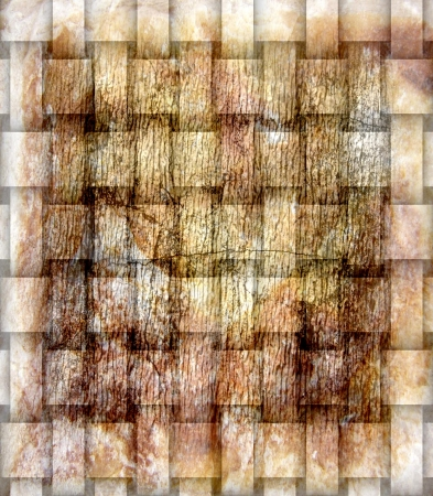 unkept: Abstract background made with old textured paper