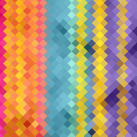 diamong: Colorful diamond stripes ray light for design Stock Photo
