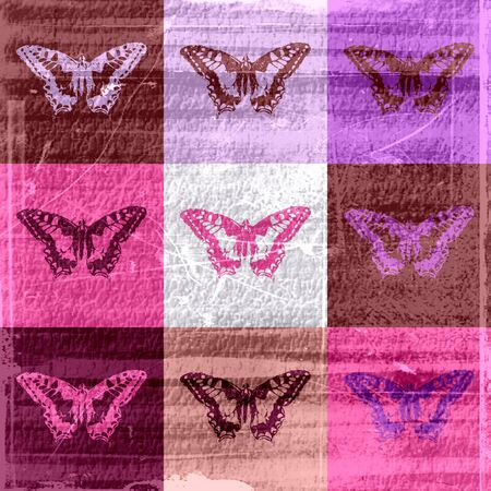 Butterfly art for design Stock Photo - 15230326
