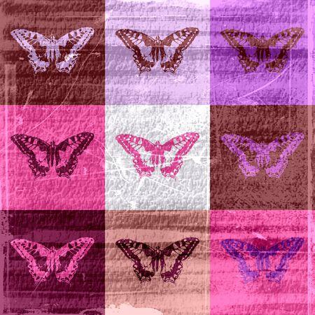 Butterfly art for design Stock Photo - 15230326