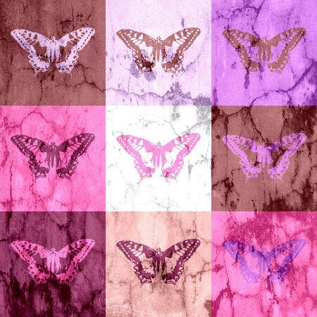 Beautiful art butterfly Stock Photo - 15230324