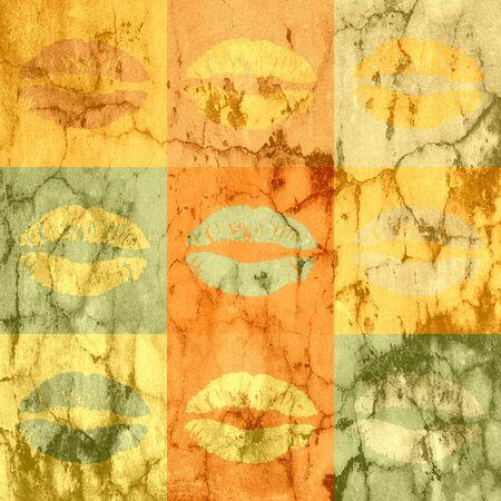 kisser: Woman sexy lip kiss