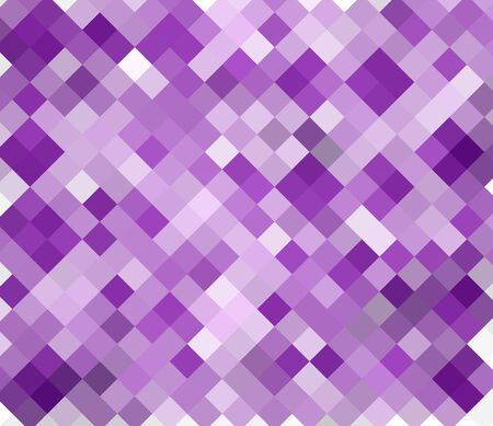 Abstract purple background made from mosaic photo