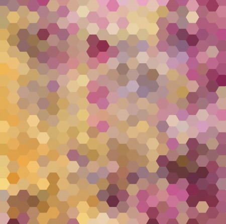 Abstract technical background made from hexagonal Stock Photo - 15242904