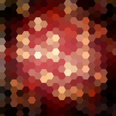 diamong: Seamless pattern background made from hexagonal