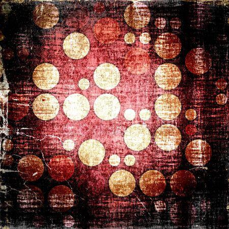 diamong: Seamless polka dots grunge background for design