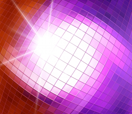 diamong: Abstract ray star light background made from mosaic