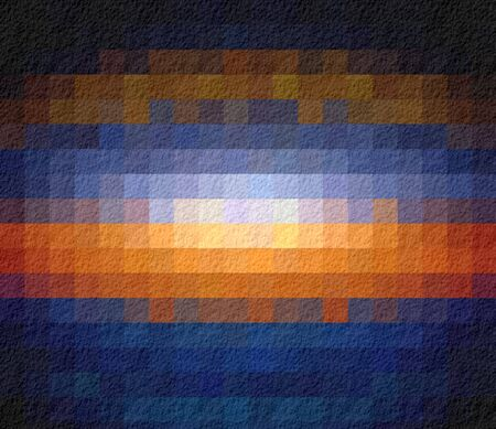 Abstract texture background made from square photo