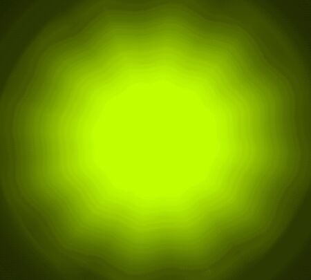 Abstract ray light lime background made from mosaic photo