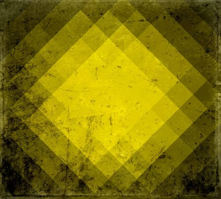 Grunge yellow background  photo