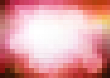 diamong: Abstract ray light background made from mosaic Stock Photo