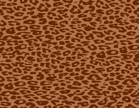 Animal print fur skin of leopard  photo