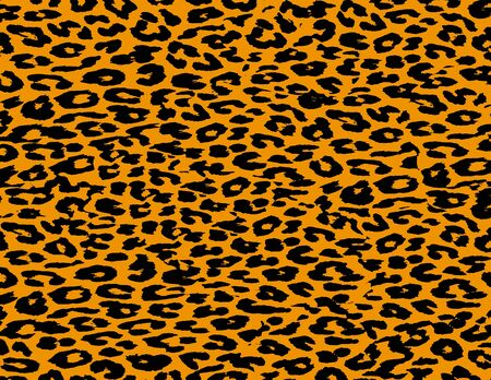 animal print: Animali da pelliccia pelle stampa leopardo