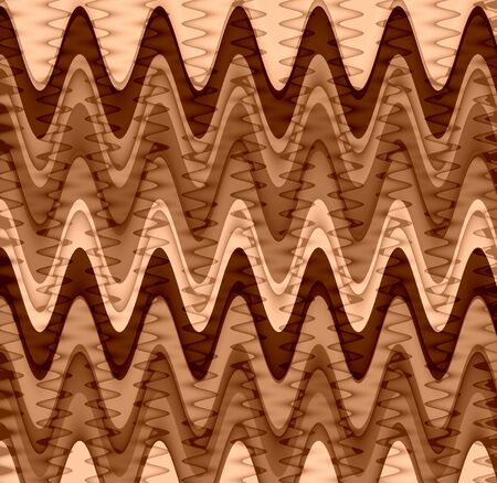 Wavy Stripes Pattern Background Stock Photo - 15521023