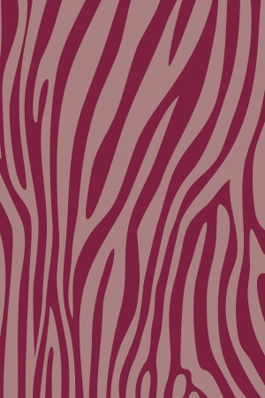 Pink zebra skin animal print pattern photo
