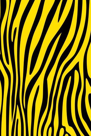 giraffe skin: Yellow and black zebra skin animal print pattern