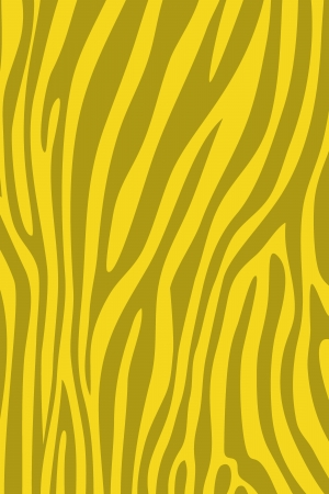 Yellow zebra skin animal print pattern photo