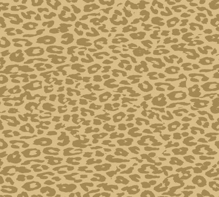 復古豹紋毛皮