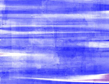 Grunge color texture, blue and white color, old scratched surface  photo