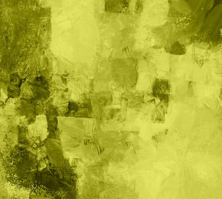 Lime green painted grunge textured background photo