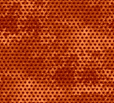Texture of rusty metal mesh Stock Photo - 15851549