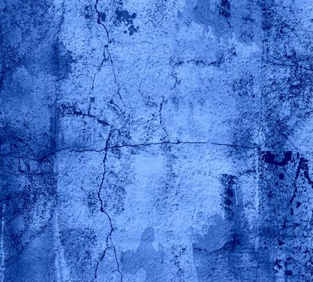 Blue Grunge Cracked Texture Background  photo