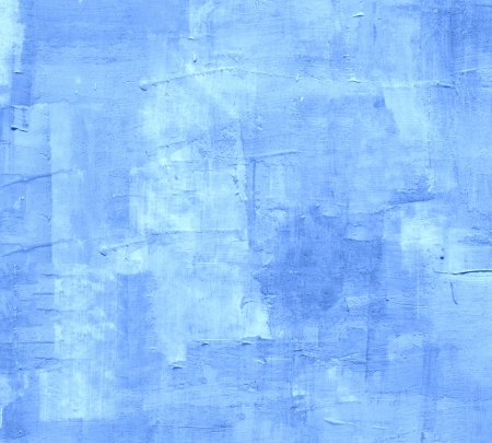 Blue Painted Grunge Texture Background  photo