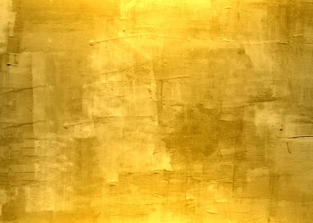 Gold painted texture background  photo