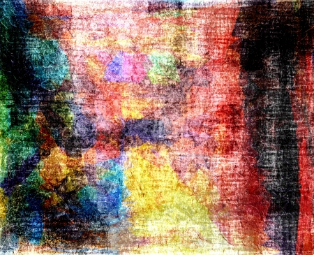 multilayer: Abstract art grunge background texture