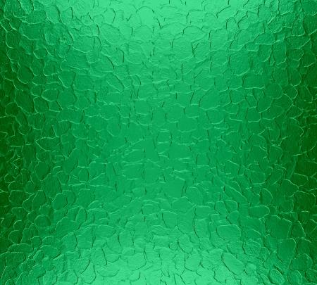 anodized: placa de metal textura de fondo verde Foto de archivo