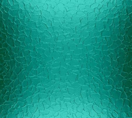 海綠色金屬板紋理背景