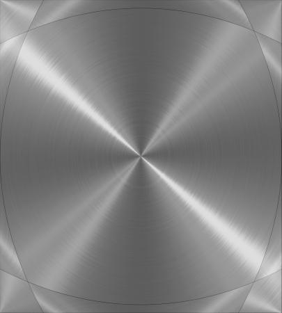 anodized: Metal de fondo placa textura Foto de archivo