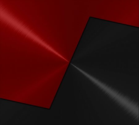 red and black metal texture background photo