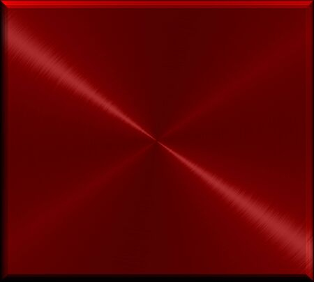anodized: 3d red metal texture background
